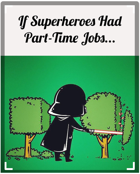 superheroes jobs